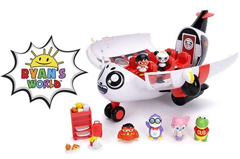 Combo-Panda-Airlines-Jada-Toys